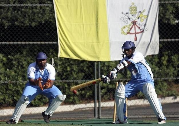 "The ""Vatican"" Cricket Club"